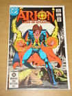 ARION 1 NM 94 DC BRIAN BOLLAND COLLECTION WITH SIGNED CERT