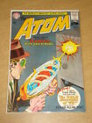 ATOM 12 FN 60 DC BRIAN BOLLAND COLLECTION WITH SIGNED CERT