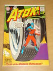 ATOM 17 FN 60 DC BRIAN BOLLAND COLLECTION WITH SIGNED CERT
