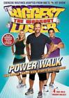 The Biggest Loser The Workout Power Walk Canadian New DVD