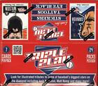 2012 Panini Triple Play Baseball Retail 20 Box Case