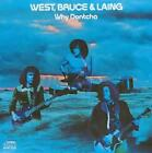 WEST, BRUCE & LAING - WHY DONTCHA NEW CD