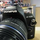 Used Olympus E-420 + 14-42 (864 actuations) - 1 YEAR GTEE