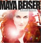 MAYA BEISER - ALMOST HUMAN NEW CD