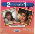 ANGELICA MARIA      2 LP�s igual a 1 CD     MEXICAN  CD  BMG 2000 !