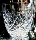 WATERFORD IRISH CRYSTAL DONEGAL OLD FASHIONED TUMBLER