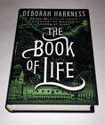SIGNED The Book of Life All Souls Book 3 DEBORAH HARKNESS 1 1 +pic
