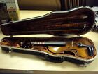 1970 E. R. Pfretzschner 3/4 Violin With Case