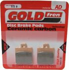 Sintered Goldfren Brake Pads For Malaguti Ciak 50 Master 4T Front RH 2004-2008