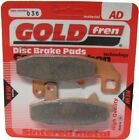 Sintered Brake Pad For Suzuki DR 650 R-R Dakar Enduro Body K Start SP44A Front