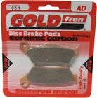 Sintered Goldfren Brake Pads For CCM 404 DS Trail Front RH 2007-2009