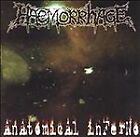 Haemorrhage - Anatomical Inferno (1999) - Used - Compact Disc