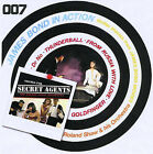 JAMES BOND IN ACTION/THEMES FOR SECRET AGENTS NEW CD