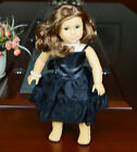 Doll Clothes fits 18 American Girl Handmade Black Party Dress