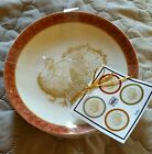 Beautiful 222 FIFTH Safra Dessert Appetizer Snack Plates Set Of 4 - NWT