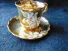 Vintage Pince Edward Hand Painted  Cup and Saucer