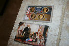 2007United States Mint Presidential 1 Coin Proof Set4 CoinsFreeShipping1011