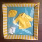Tutti's Tiny Sister Fashions Outfit Vintage 1965 Rain Coat, Hat, Boots