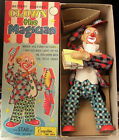 Original Vintage Alps Cragstan Clown The Magician Battery Operated New in Box