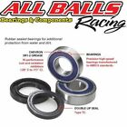 Honda CBR400RR Gullarm NC29 Front Wheel Bearings & Seals Kit, By AllBalls Racing