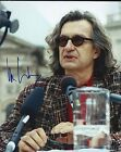 Wim Wenders signed 8x10 Photo Exact Proof Wing of Desire