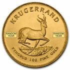 SPECIAL PRICE! 1 oz Gold South African Krugerrand Coin Random Year