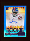 2014 Topps Chrome Superfractor Odell Beckham Jr Autograph Surfaces, Sells 11