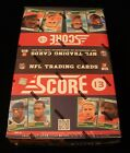 2013 Score Football Factory Sealed Hobby Box - (1) Auto OR Game used per box