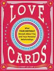 LOVE CARDS CAMP ROBERT LEE NEW PAPERBACK BOOK