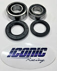 01-15 Yamaha WR250F WR450F Rear Wheel Bearing and Seal Kit Premium Quality