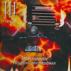 ANDERSON/LAINE/READMAN (ROCK)/ANDR' ANDERSEN/PAUL LAINE - III NEW CD