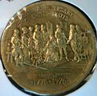 1776-1976 US MINT 1st US Coining Meeting Bicentennial Commemorative Bronze Medal