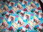 MINNIE MOUSE FABRIC MINNIE SUMMER SNAPSHOTS COTTON QUILT FABRIC FREE SHIP NEW