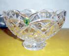 Waterford CULLEN Crystal Footed Bowl 8
