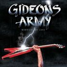 GIDEON'S ARMY - WARRIORS OF LOVE (LEGACY) NEW CD