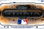 2015 TOPPS STRATA BASEBALL HOBBY BOX FACTORY SEALED NEW