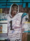Cam Newton Rookie Cards Checklist and Autographed Memorabilia Guide 62