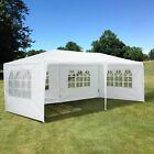 Outdoor 10'x20' Canopy Party Wedding Tent Heavy Duty Patio Pavilion Cater Event