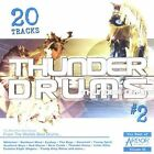 FREE US SH (int'l sh=$0-$3) NEW CD : Thunder Drums Volume 2 - The Best Pow Wow S