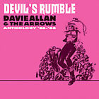 DAVIE ALLAN &  ARROWS - DEVIL'S RUMBLE: DAVIE ALLAN & THE ARROWS NEW CD