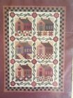 Patchwork Cottage House Quilt Pattern by The Rabbit Factory 55