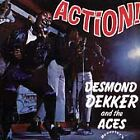 FREE US SH (int'l sh=$0-$3) NEW CD Dekker, Desmond: Action Import
