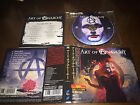 ART OF ANARCHY - s/t 2015 (SICX-7) Japan with OBI 1st press ORG digi