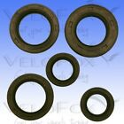 Athena Engine Oil Seal Kit fits Italjet Velocifero 50 1995-2000