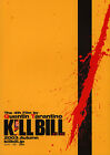 Kill Bill: Vol. 1 2003 Original Japan J B5 Chirashi