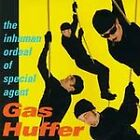 FREE US SH (int'l sh=$0-$3) NEW CD Gas Huffer: The Inhuman Ordeal Of Agent Gas H