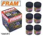 6 PACK FRAM Ultra Synthetic Oil Filter Top of the Line FRAMs Best XG3614