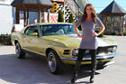 Ford Mustang Mach 1 1970 ford mustang mach 1 marti report 351 w ps concours rotis resto