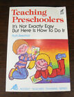 Ruth Beechick Book Teaching Preschoolers Its Not Exactly Easy But Here Is How