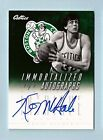 KEVIN MCHALE 2013 14 PANINI INTRIGUE IMMORTALIZED AUTOGRAPH AUTO SIGNATURE 1 1